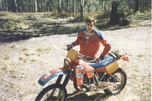 Maico 1989 - Watangans Forest (Large)
