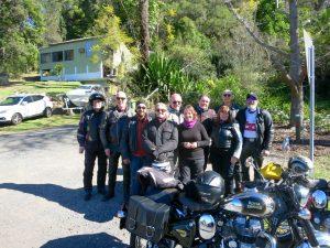 Hunter ride group photo (Large)