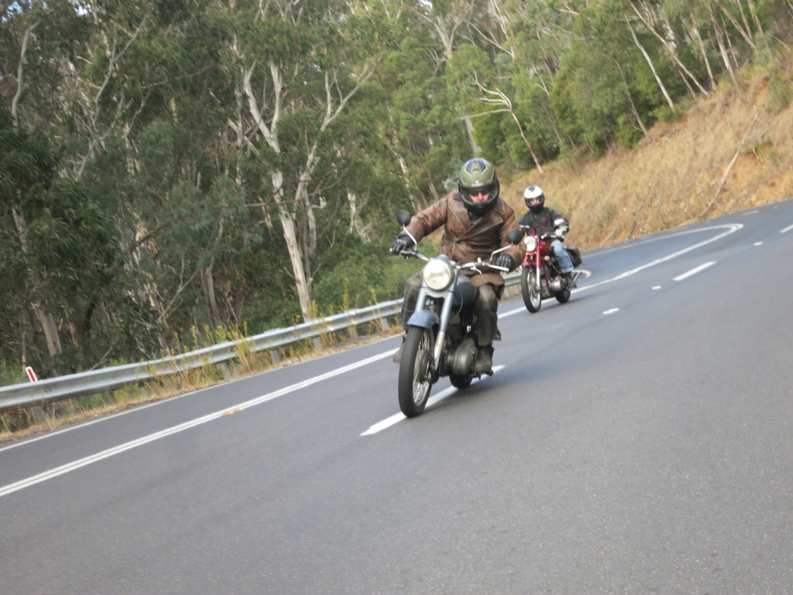 N:\My Data\Clubs\RECOAINC\Trip Reports\2018 06 08 Winter Rally Tathra\Photos\IMG_2917 ant cornering mick.jpg