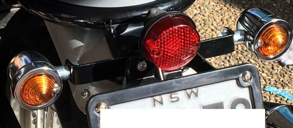 indicator bracket